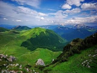 رحلة الى منابع نهر البوسنة و كهوف بينباري