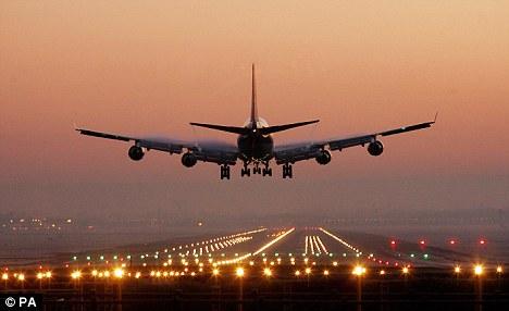التوصيل الى المطار