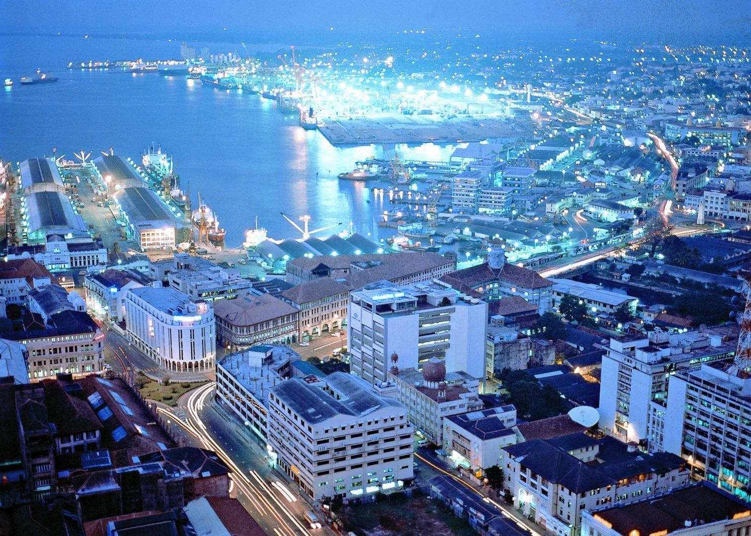 كولومبو - العودة إلى الوطن