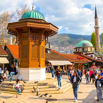 كل البوسنة من سراييفو