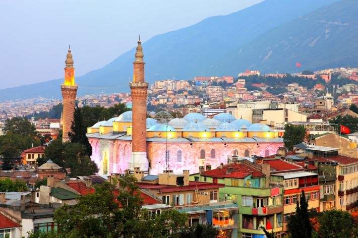أجمل 8 ايام في ( اسطنبول وبورصا وسابانجا )
