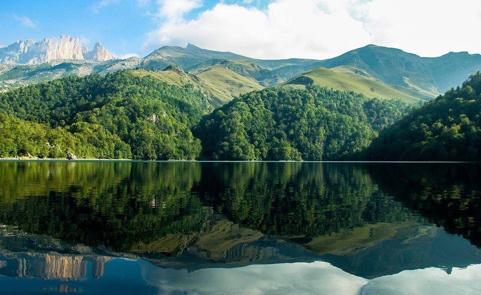 أذربيجان بلاد الطبيعة والجمال - 10 ايام