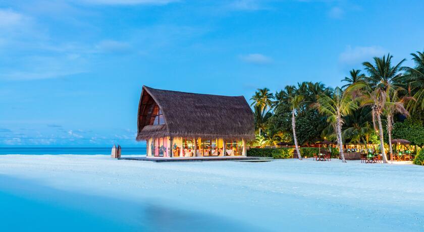 أروع 5 ايام فى المالديف (منتجع جراند بارك جودهيبارو)