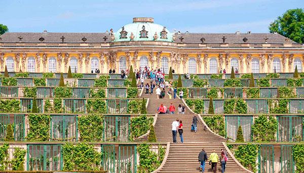برلين - درسدن- بامبرغ - نورنبيرغ