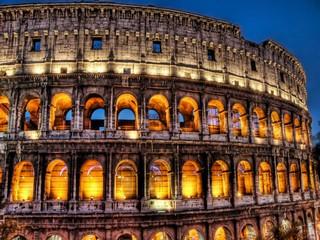 الوصول الى روما