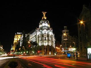 مدريد- غرناطة
