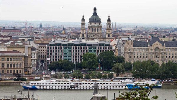 فيينا - بودابست، المجر