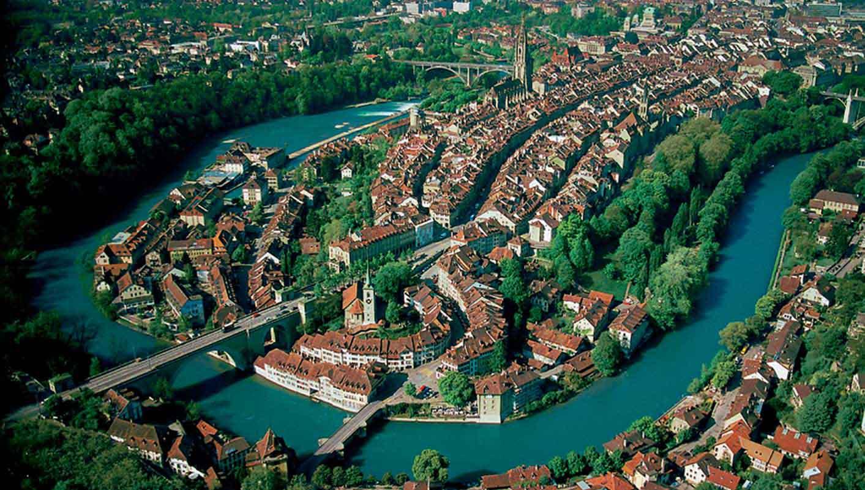 ليون - جنيف - زيورخ، سويسرا