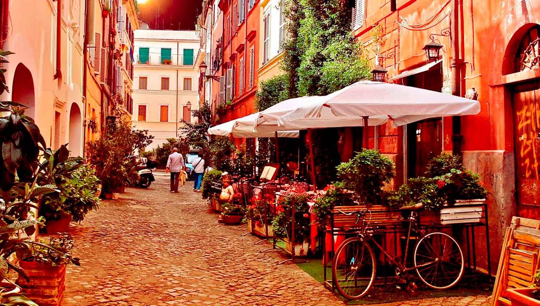 . روما - مدريد، إسبانيا