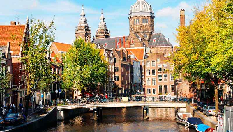 أمستردام - فولندام - شانس زانسي - أمستردام، هولندا