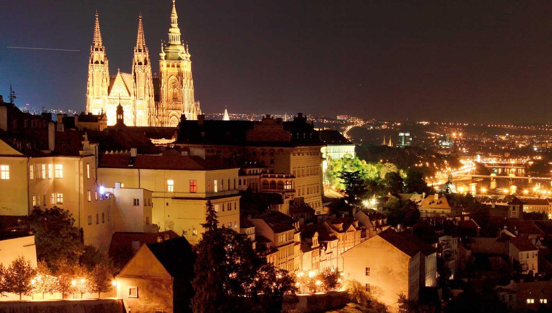 براغ - ميونخ - إنسبروك، النمسا