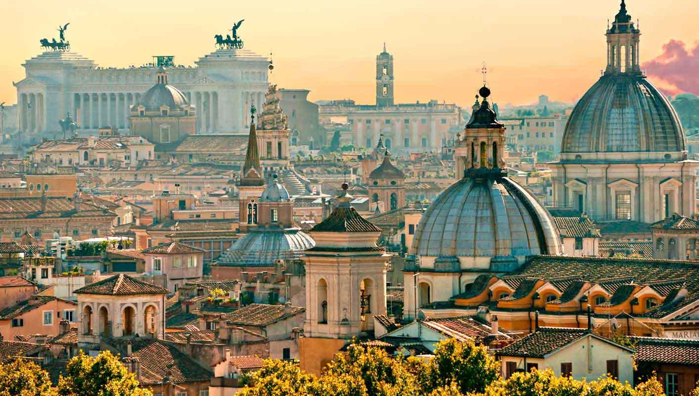 روما - فلورنسا، إيطاليا