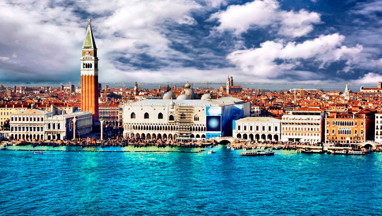 فلورنسا - البندقية، إيطاليا