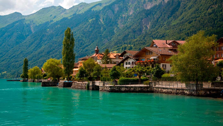 البندقية - فيرونا - زيورخ، سويسرا
