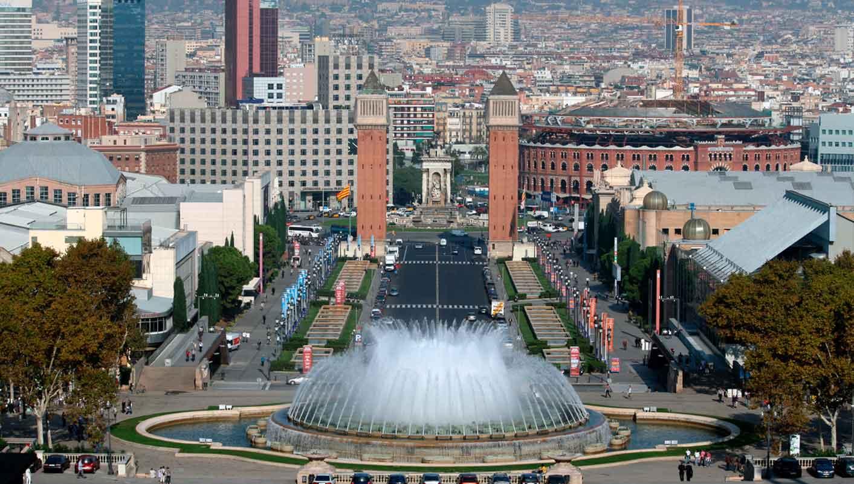 الوصول مدريد، إسبانيا
